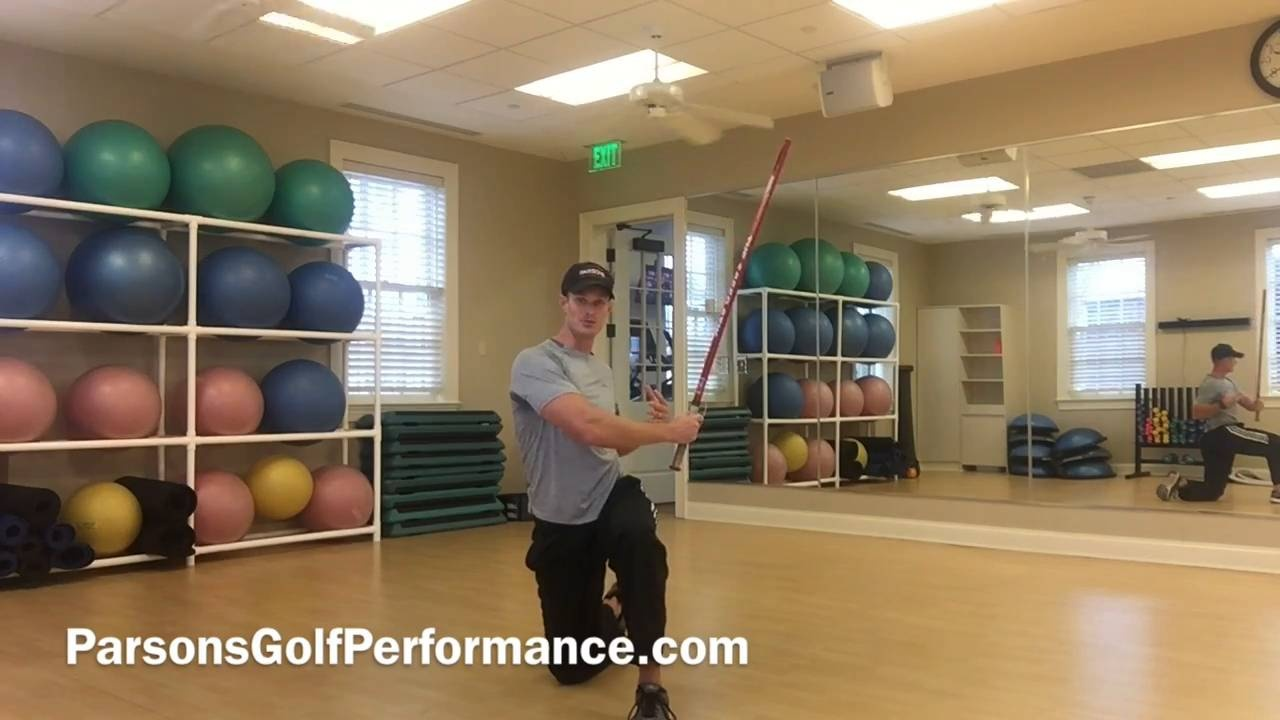 This Workout Will Increase Your Club Head Speed