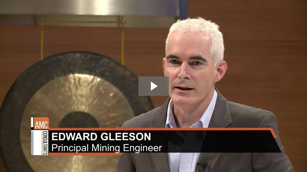Video Interview with Ed Gleeson