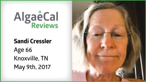 Testimonial thumbnail portrait of Sandi Cressler