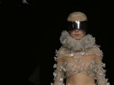 Défilé Alexander McQueen 2012-2013