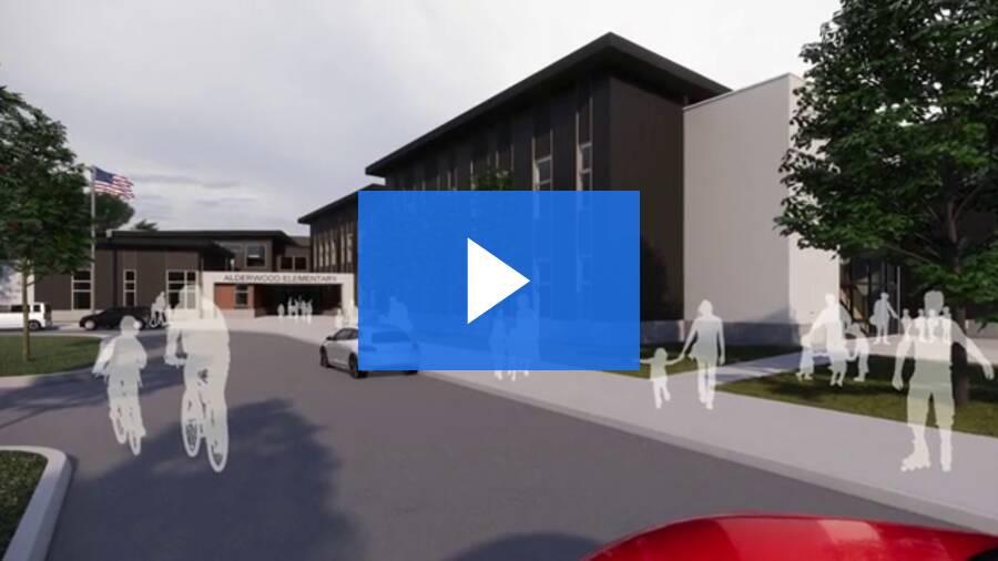 Alderwood Elementary Virtual Groundbreaking