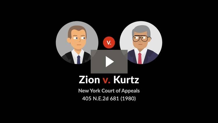 Zion v. Kurtz