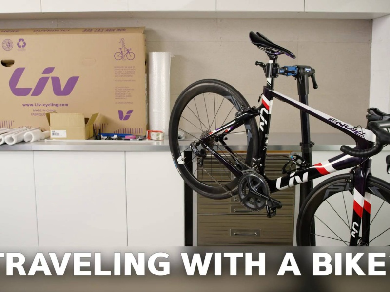 How to Pack and Ship a Bike - Liv Cycling   Official site
