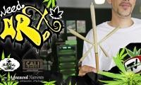 Cómo hacer una figura en forma de hoja de marihuana