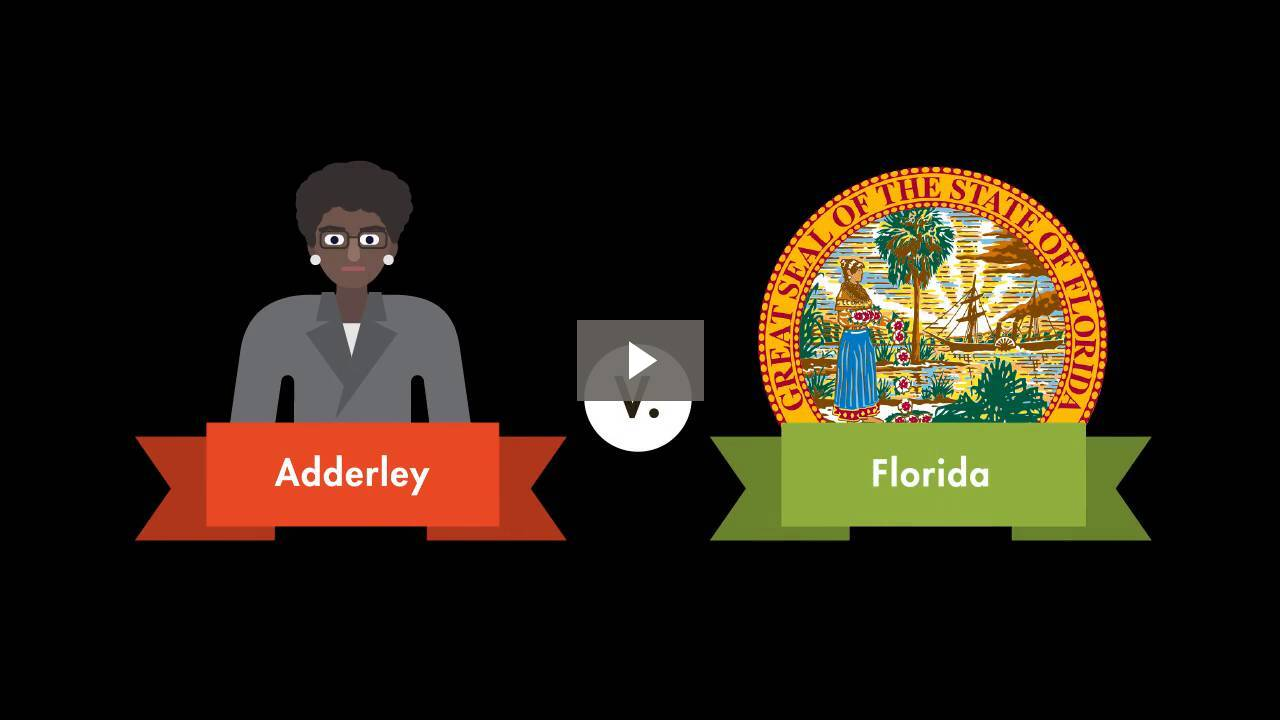 Adderley v. Florida