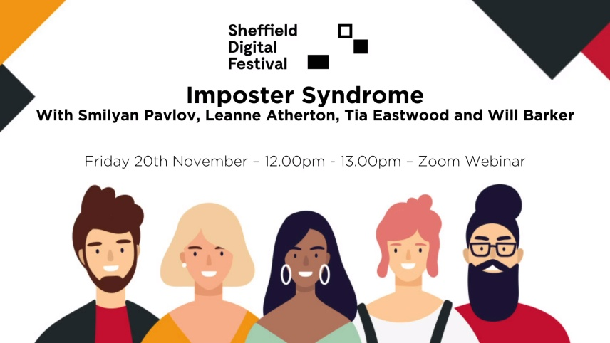 Imposter Syndrome – Sheffield Digital Festival