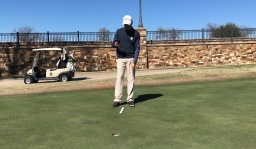 Control The Rhythm In Your Putting Stroke
