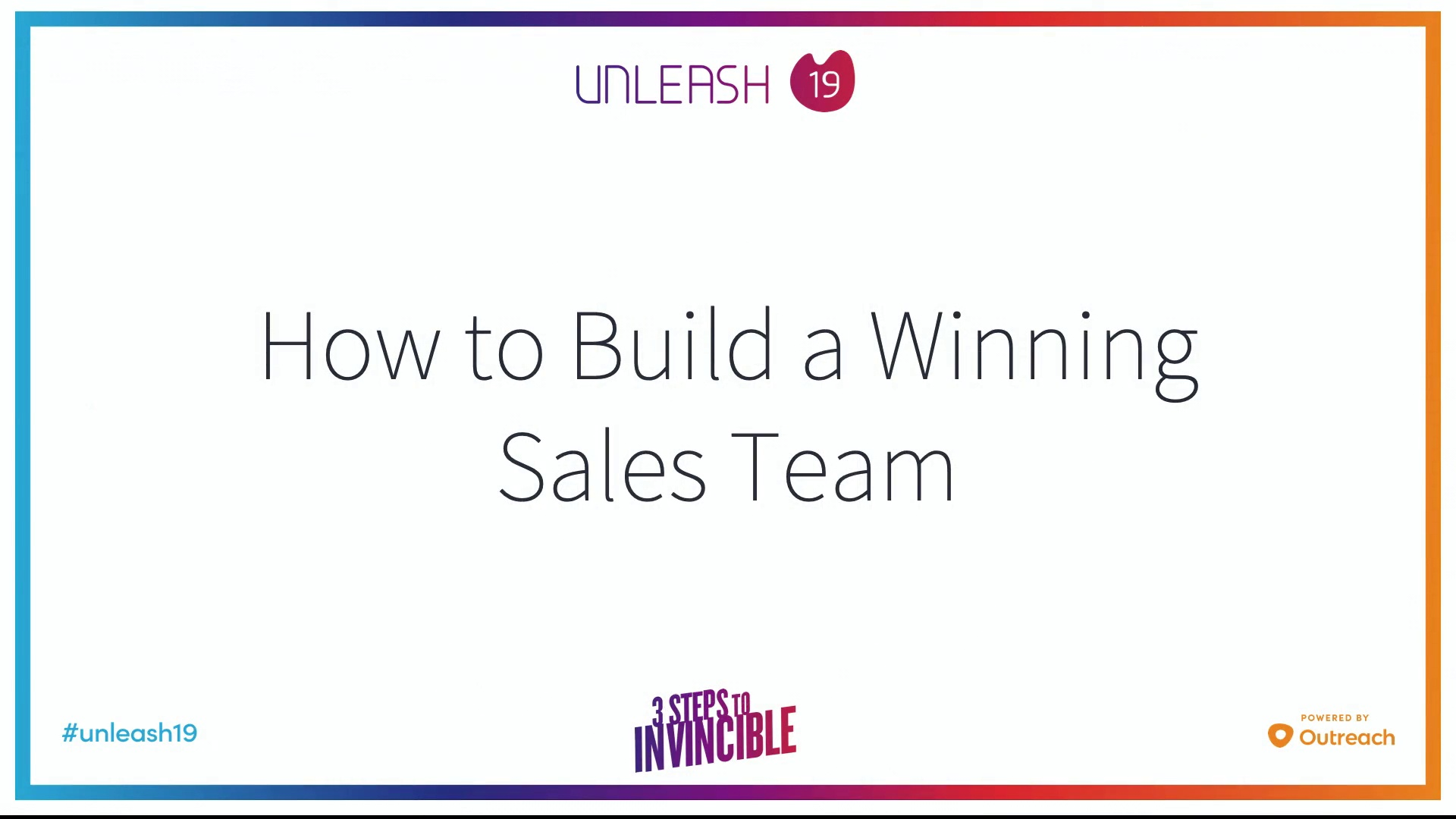 How to Build a Winning Sales Team - Cynthia Barnes, Steven Breyerton, Brian Trautschold, Gabe Villamizar