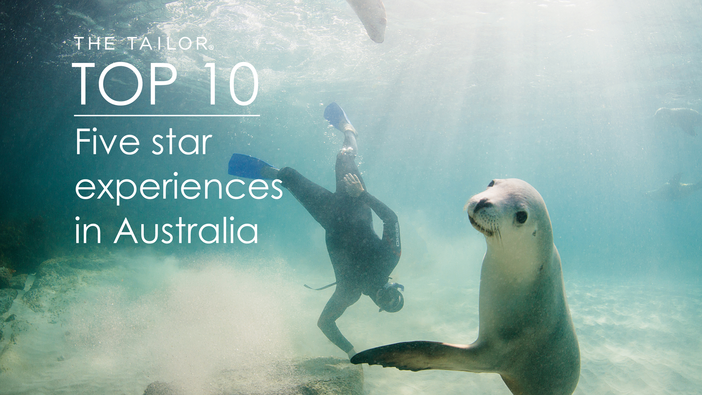 Thumbnail for the listing 'Australia's Top 10 Five Star Experiences'