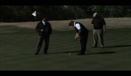 Practice Like the Pros - Putting 8 Tee Drill