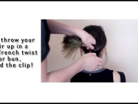 Video: The Best Hair Clip