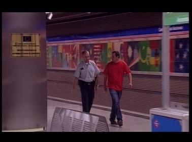 Transporte Metro de Madrid, SCSS