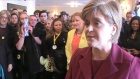 First Minister comes to Moffat