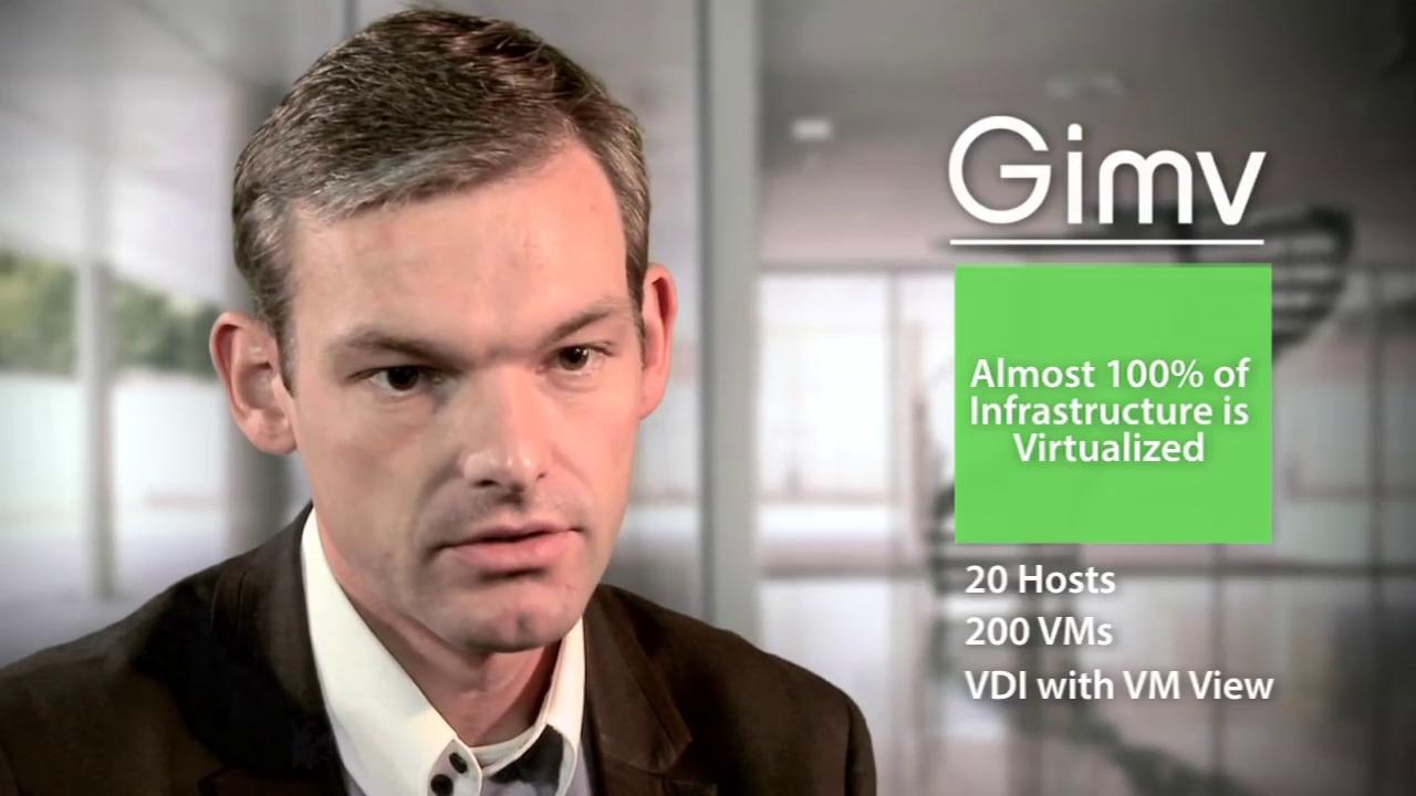 Customer Success Story: GIMV