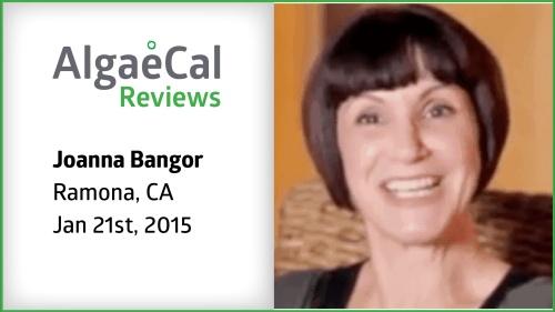 Testimonial thumbnail portrait of Joanna Bangor