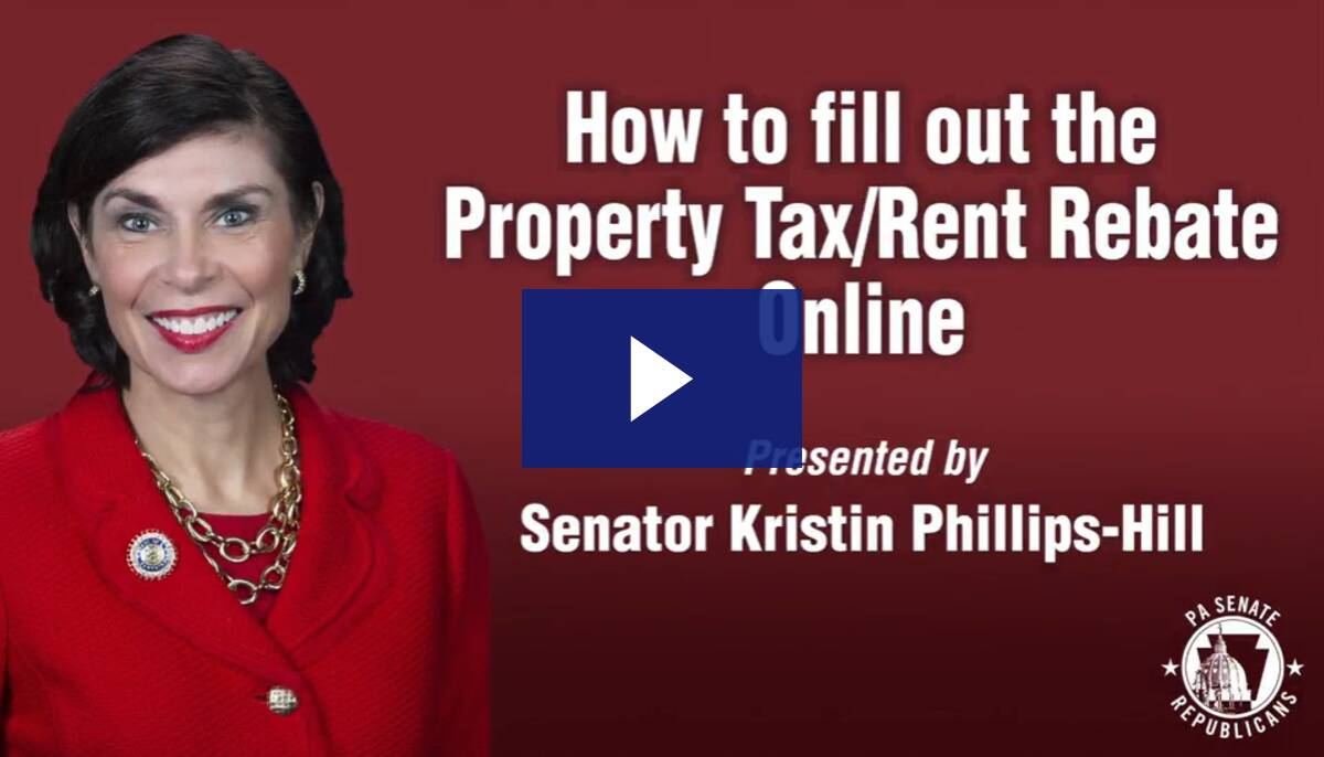 How to Fill Out the Property Tax/Rent Rebate Application Online