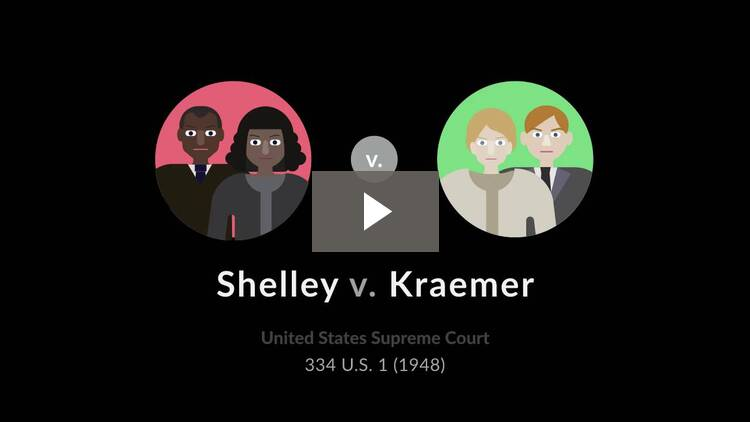 Shelley v. Kraemer