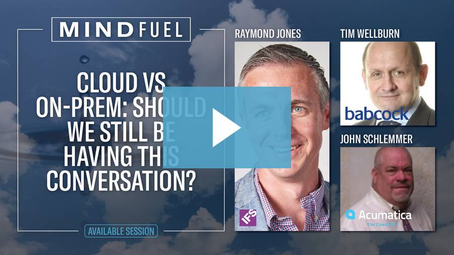 Cloud vs On-Prem: Should We Still Be Having This Conversation?