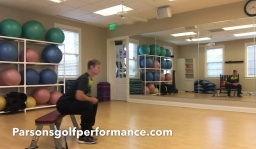 Use Ground Force to Improve Club Speed