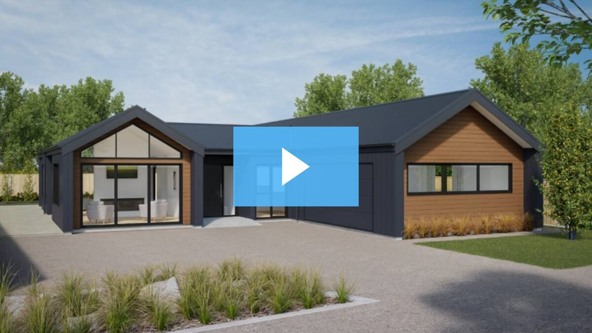 Riverhead Point Show Home - Architectural Render