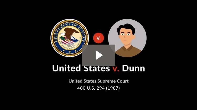 United States v. Dunn
