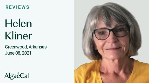 Testimonial thumbnail portrait of Helen Kliner