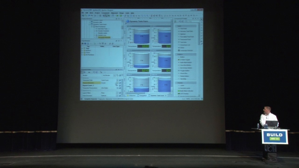 Tips for Rapidly Building Dynamic HMI Screens