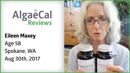 Testimonial thumbnail portrait of Eileen Maxey