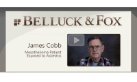 Mesothelioma Patient James Cobb