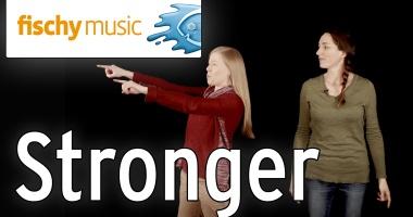 Sample Song: Stronger