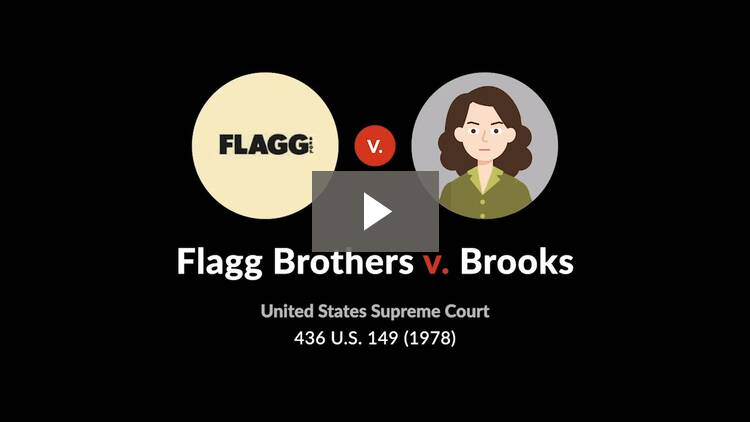 Flagg Brothers, Inc. v. Brooks
