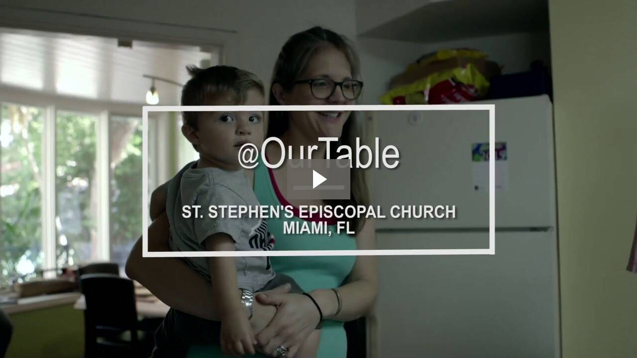 @OurTable - St. Stephen's Episcopal Church