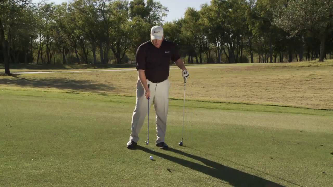 How to Correctly Hit a Hybrid from the Fairway