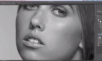 Thumbnail for Beauty Photo Shoot / Local Dodge & Burn Part 1