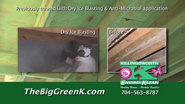 Crawl Space Mold Treatment video