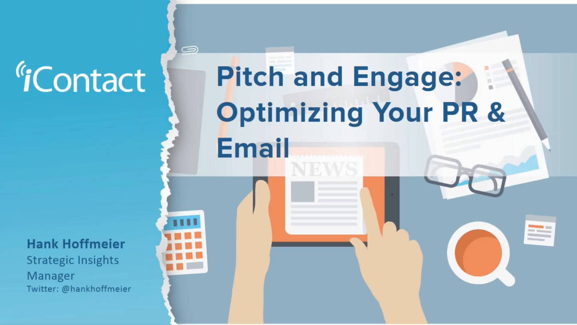 Pitch & Engage: Optimizing Press Releases and Email