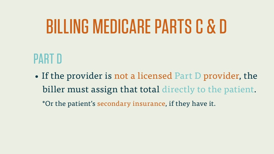 Medicare Medicaid And Medical Billing