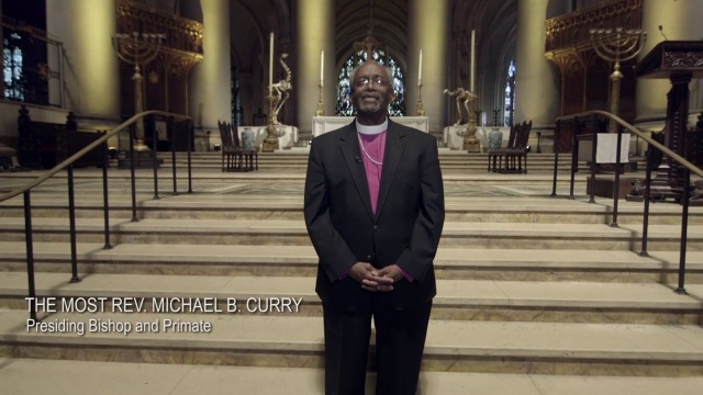 Presiding Bishop Michael Curry This Is The Jesus Movement And We