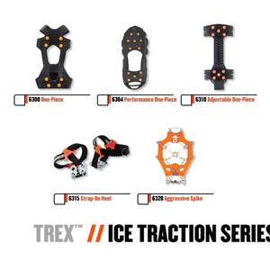 Ergodyne Product Video - TREX<sup>™</sup> 6310 Adjustable Ice Traction Device