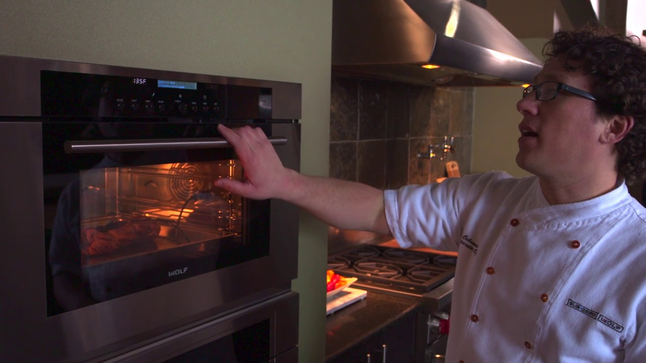 Convection Steam Oven: Roast With Precision