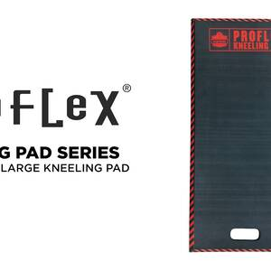 Ergodyne Product Video - ProFlex<sup>®</sup> 390 Extra Large Kneeling Pad