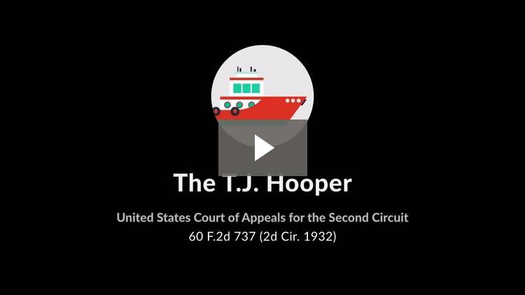 The T.J. Hooper