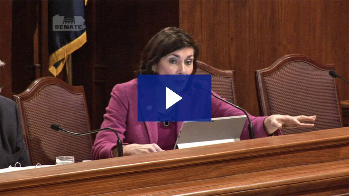 2/20/19 – Budget Hearing Q&A: Department of State