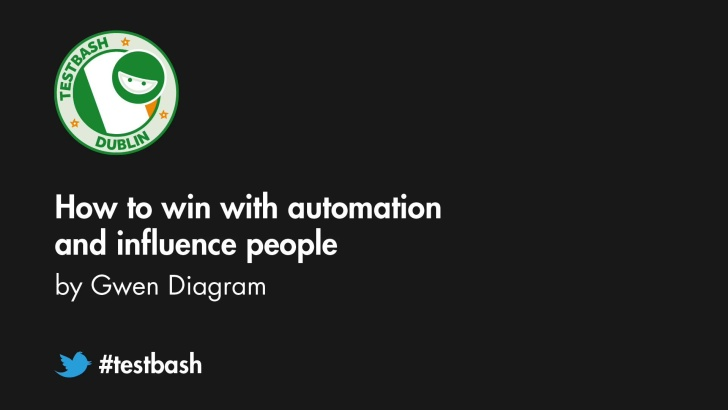 How To Win With Automation And Influence People - Gwen Diagram