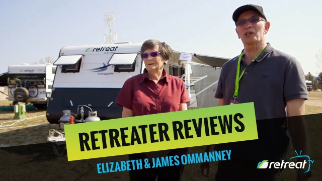 Retreater Review – Elizabeth & James Ommanney