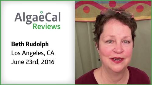 Testimonial thumbnail portrait of Beth Rudolph
