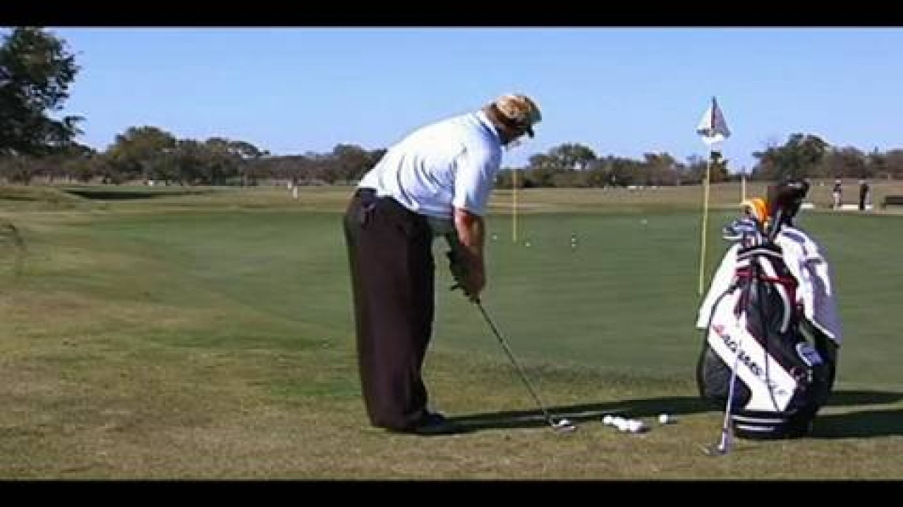 Quick 5 Minute Chipping Warm-up Before Your Round