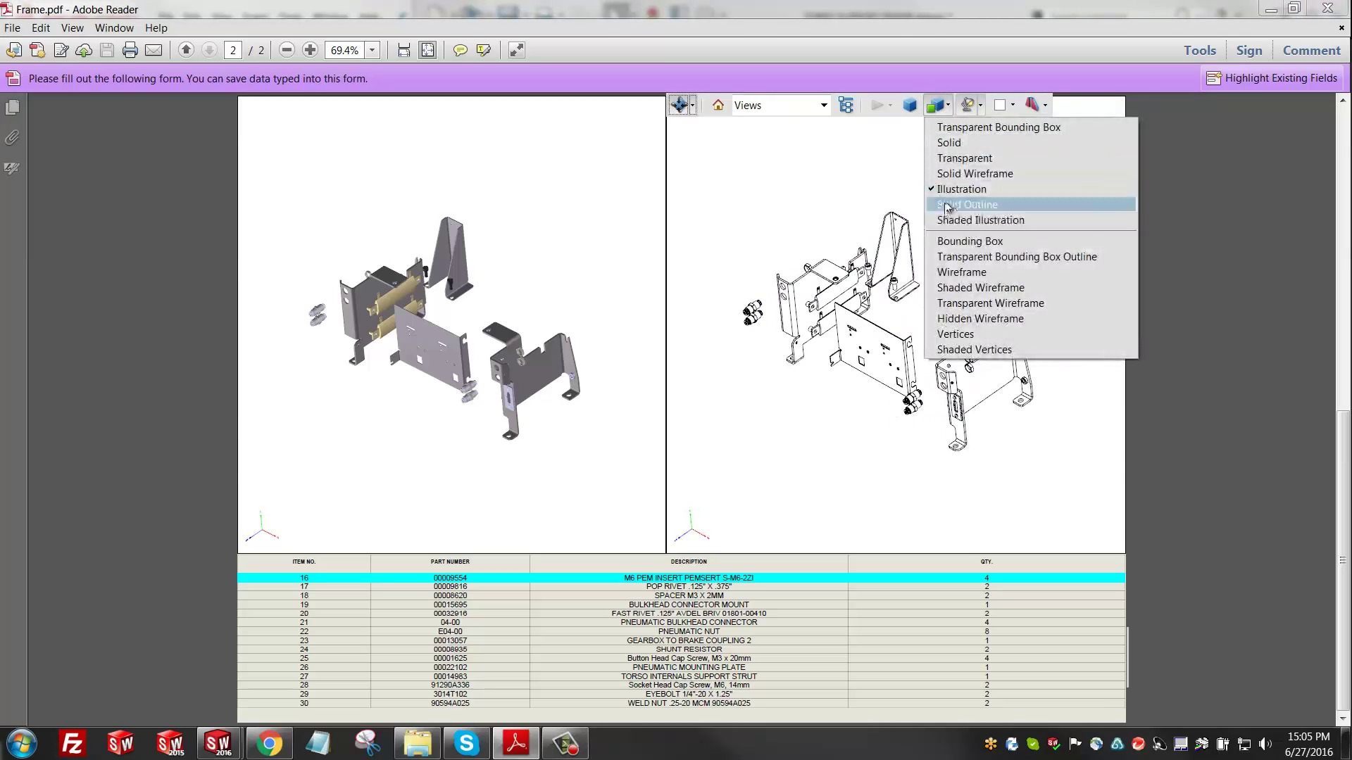 What's New in SOLIDWORKS MBD 2016 [VIDEO]