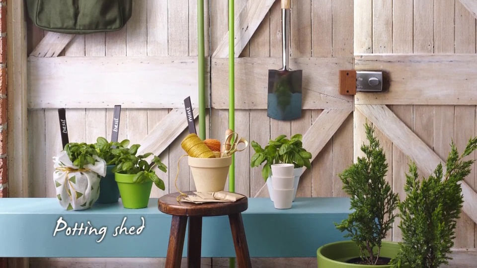 Habitat TV Video: Outdoor rustic