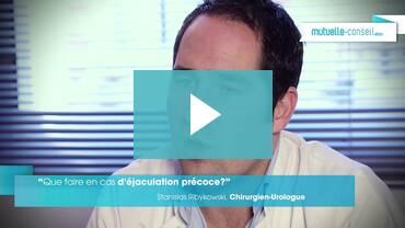 Que faire en cas d'éjaculation précoce ?